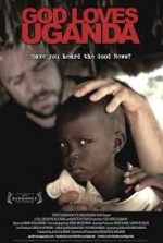 God Loves Uganda film Poster