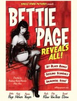 Bettie page film poster