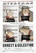 Ernest and Celestine film poster