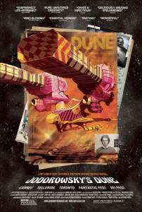 Jodorowsky Dune Poster II