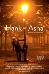 Hank and Asha film poster
