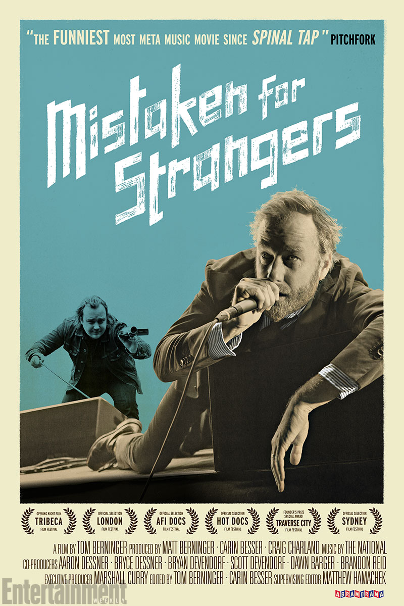 [Image: Mistaken-for-Strangers-poster.jpg]