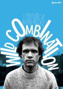 Wild Combination, Portrait of Arthur Russell poster