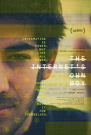 Aaron Swartz film poster