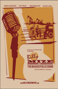 Billy Mize Film Poster