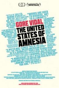 Gore Vidal United States film poster