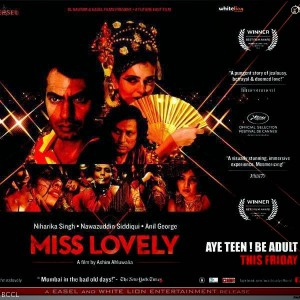 Miss Lovely Poster II