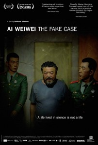 ai weiwei the fake case poster