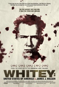 The Whitey Bulger film poster
