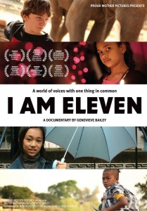 I Am Eleven film poster