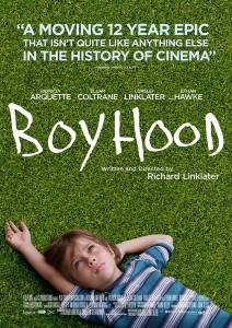 Boyhood poster I