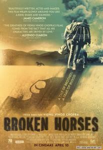 Broken Horses poster II
