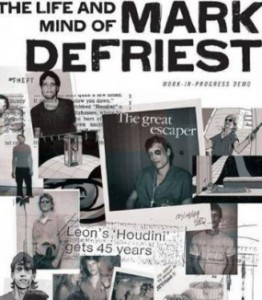 The Mind of Mark Defriest Poster II