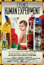 Human Experiment poster I