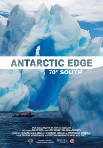 Antarctic Edge poster