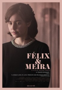 Felix and Meira film poster