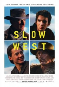 Slow West poster I