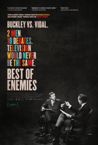 Best of Enemies poster I