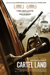 Cartel Land poster II