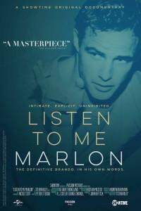 Listen to Me Marlon film poster I