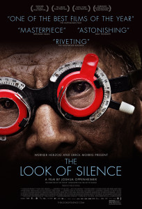 The Look of Silence poster II