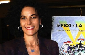 Hebe Tabachnik ficg director : producer
