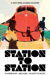 Station to Station poster