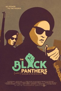 Black Panthers Vanguard film poster
