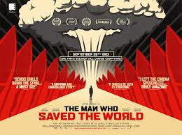 Man Who Saved World poster I