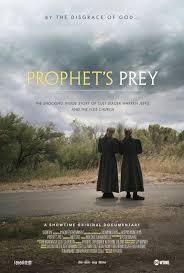 Prophet Prey film poster I