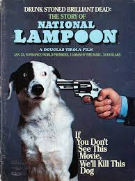 Lampoon DSBD film poster I
