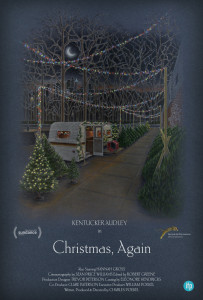 christmas again poster