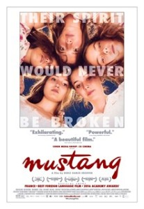 MUSTANG Film poster