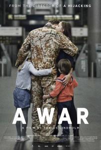 A War film poster