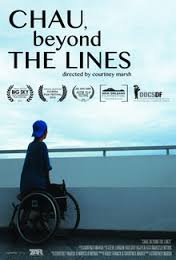 Chau, Beyond the lines poster