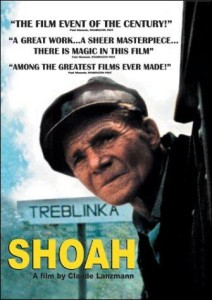 Shoah film poster
