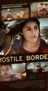 Hostil Border film poster