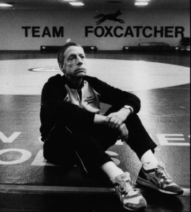 Team Foxcatcher poster I