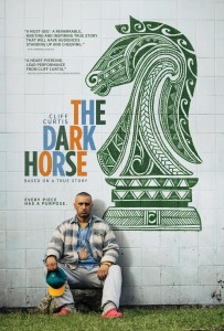 the dark horse poster II