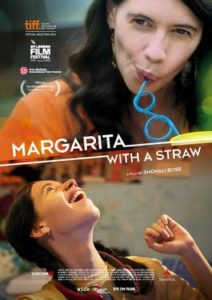Margarita with a Straw poster II