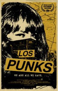 los punks film poster