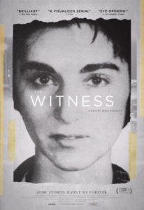 The Witness Film Poster