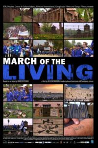 March of the Living poster