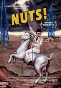 Nuts! the film poster