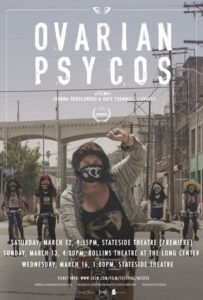 Ovarian Psycos film poster II