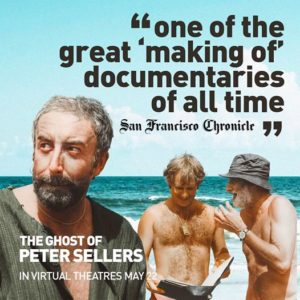 The Ghost of Peter Sellers' Review ...